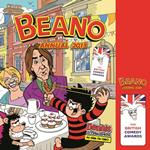 Top comedians as Beano Characters