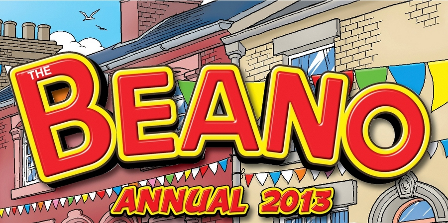 PR helps Beano Annual Top 2012 Charts