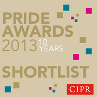 Highlight shortlisted for CIPR Award