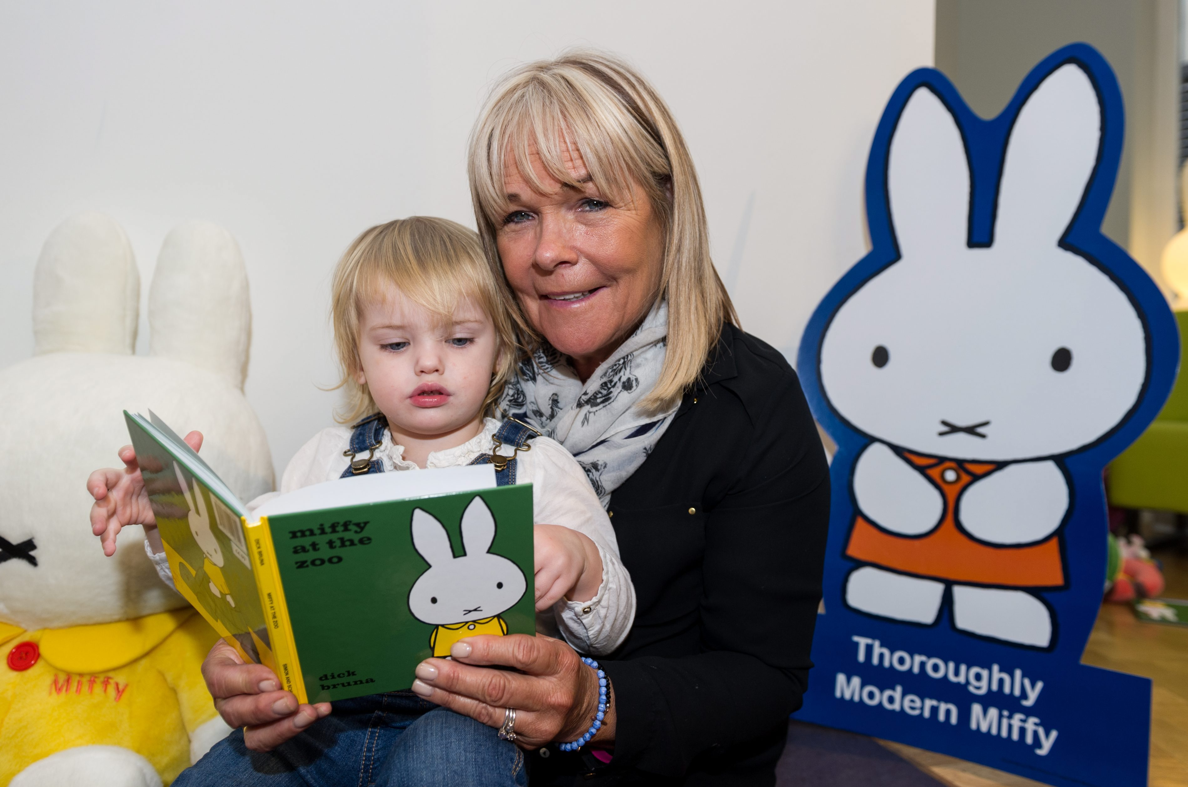 Celebrities make film to mark Miffy book relaunch