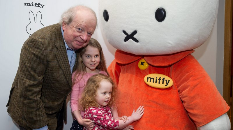 Miffy mingles with the stars at book launch