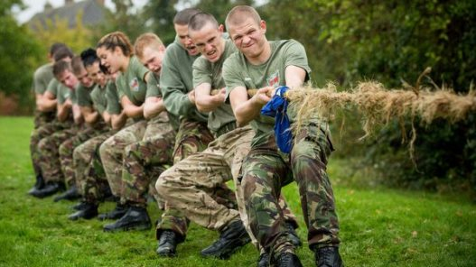 Military Preparation College Opens In Cheltenham