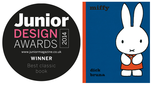 Miffy Crowned Best Classic Children's Book