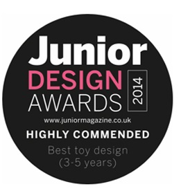 Success for Sylvanian Families in Design Awards