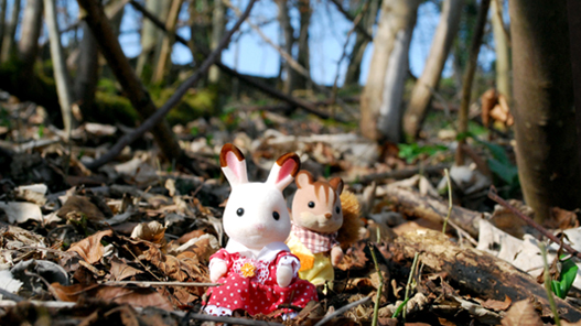 Sylvanian Families opens new nature trail