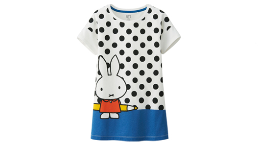 Announcing the Miffy X UNIQLO collection