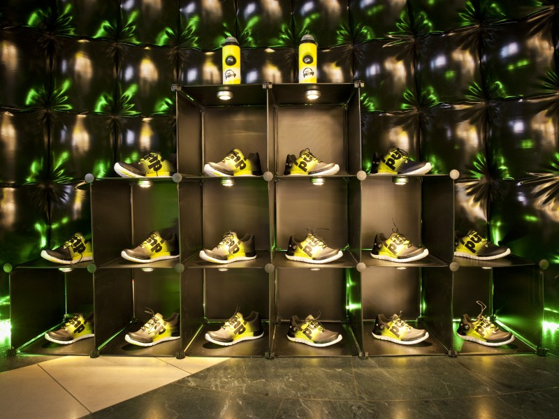 Reebok 'pumps it up' with BEcause