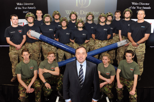MPCT founder wins Director's Award