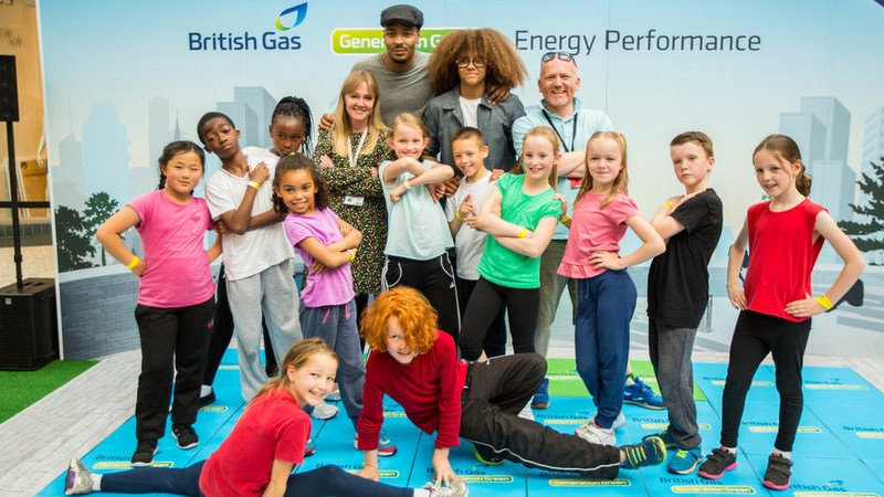 British Gas stages Energy Performance Roadshow