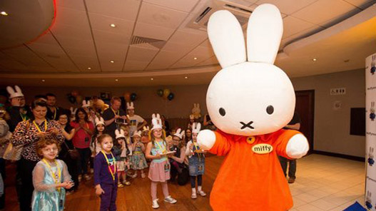 Miffy gets make-over at 60