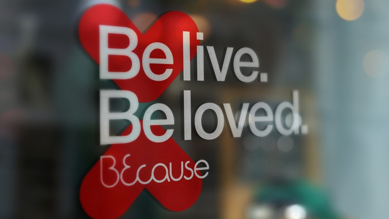 BEcause unveils new brand love identity