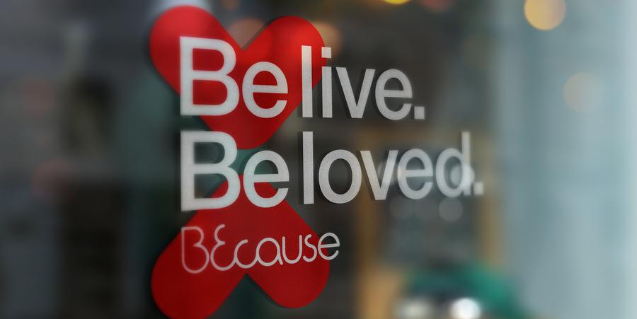 BEcause unveils new brand love identity