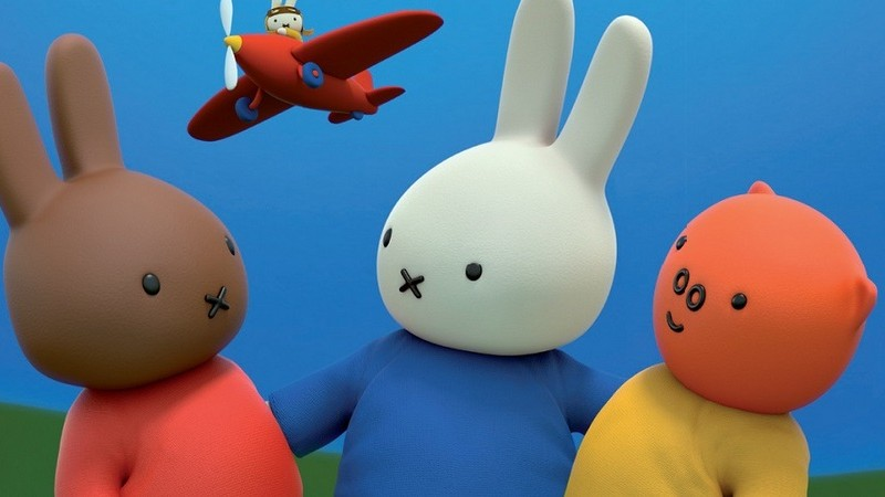 Tiny Pop launches new Miffy TV
