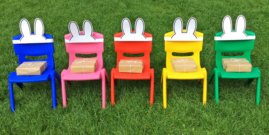 Miffy Musical Chairs