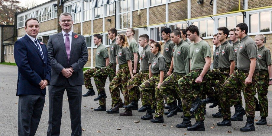 Military Preparation College launches in Croydon