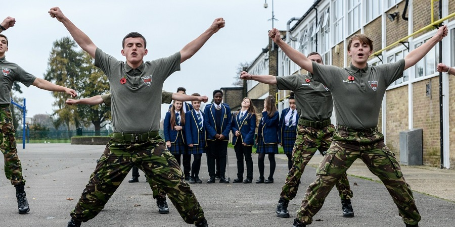 Croydon Military Preparation College launches
