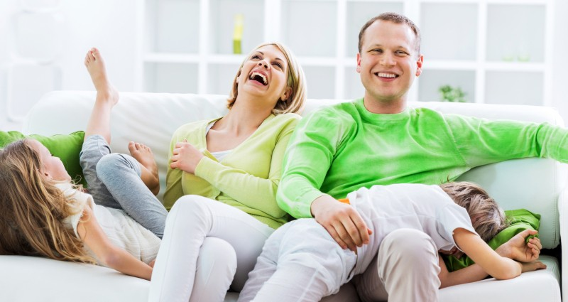 Survey reveals increase in quality time for families
