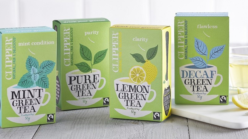 Clipper campaign targets green tea considerers