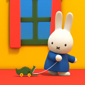 Introducing Miffy to a new generation