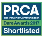 PRCA Dare Awards 2017