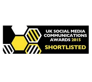 UK Social Media Communications Awards 2015