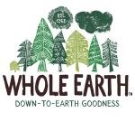 Whole Earth logo