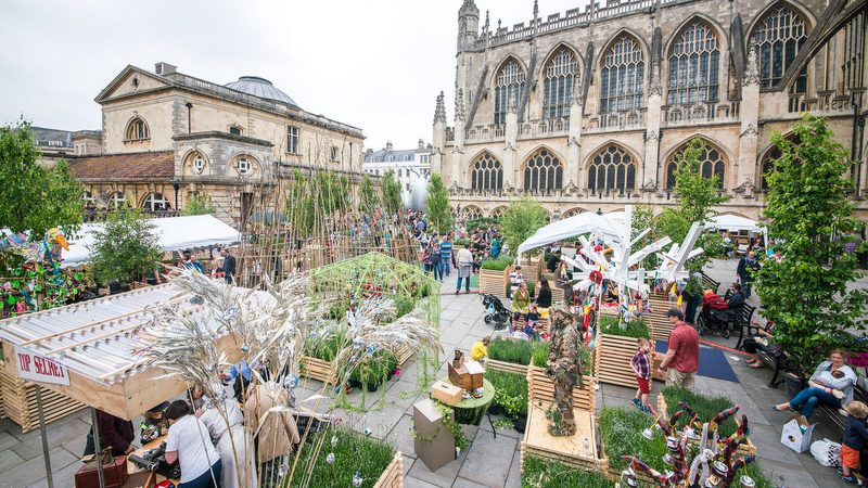 Forest of Imagination attracts over 10,000 visitors