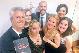 Highlight PR - PRCA Dare Awards 2016