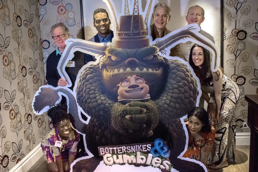 Bottersnikes & Gumbles TV series cast - Highlight PR
