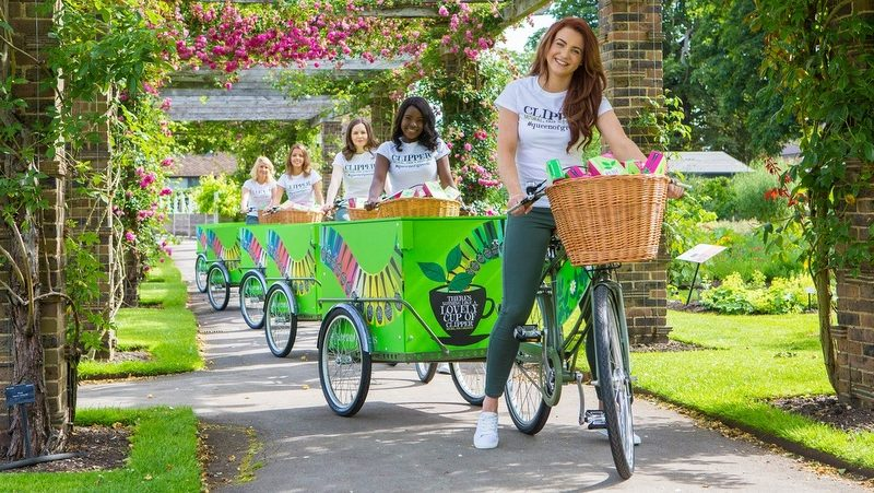Clipper launches summer sampling drive with BEcause
