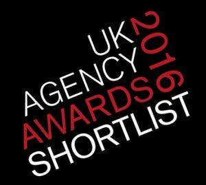 UK Agency Awards shortlist