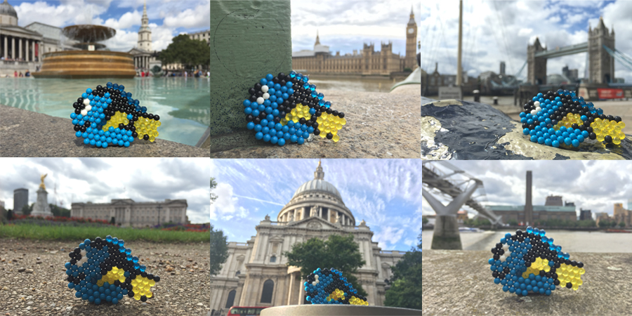 Aquabeads hooks new fans with Finding Dory stunt - Highlight PR