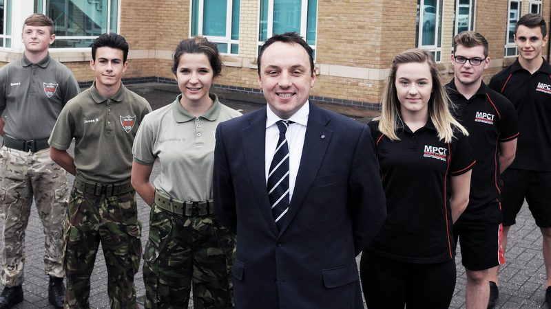 Big growth for Welsh training provider MPCT