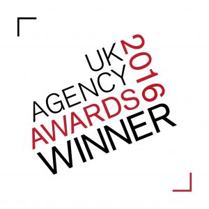UK Agency Awards Winner 2016