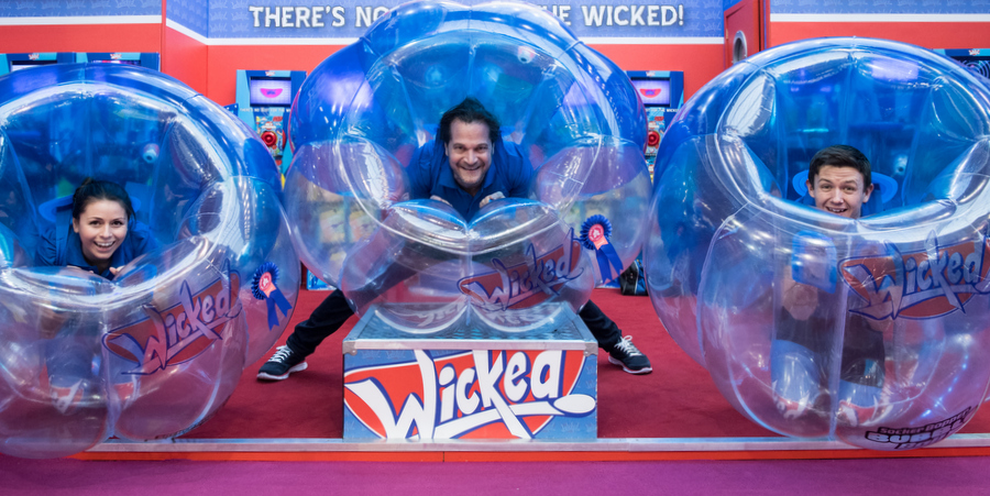 Wicked at London Toy Fair