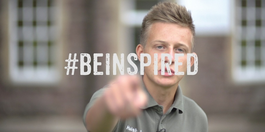 Military college launches 'inspiring' new campaign