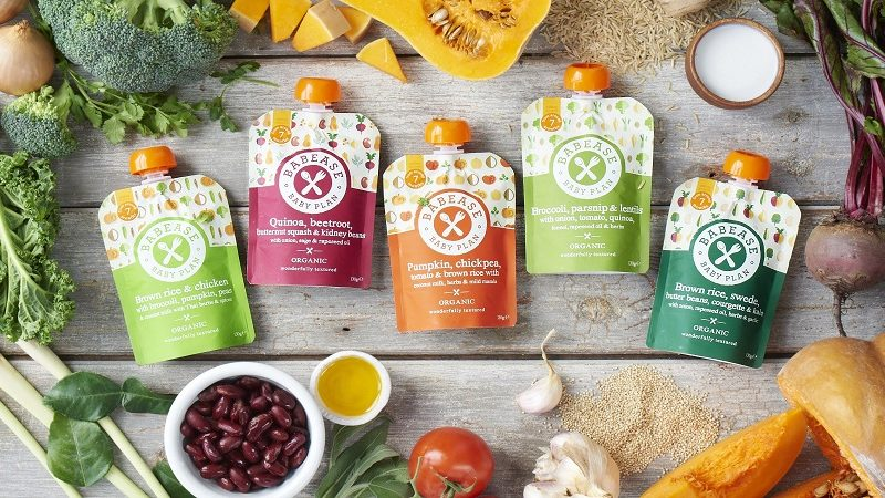 Vegetable-led baby brand Babease hires Highlight