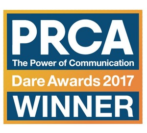 PRCA Dare Awards 20171
