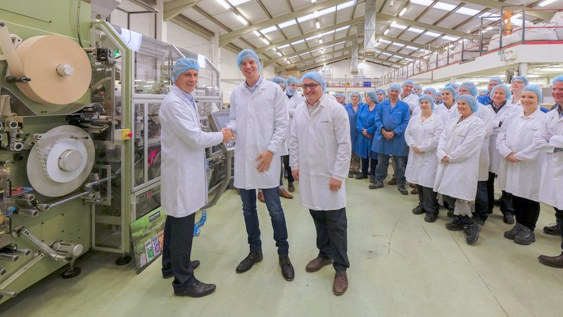 Wessanen makes major tea factory investment