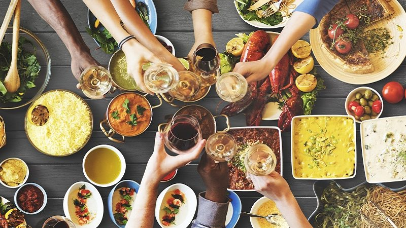 6 big food and drink consumer trends for 2018