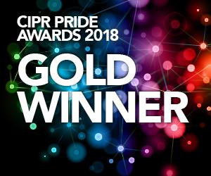 PRide 2018 Button_Gold