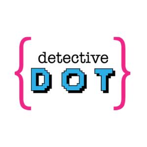 Detective Dot logo