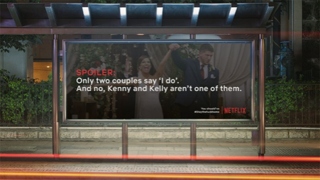 Netflix #StayHome campaign